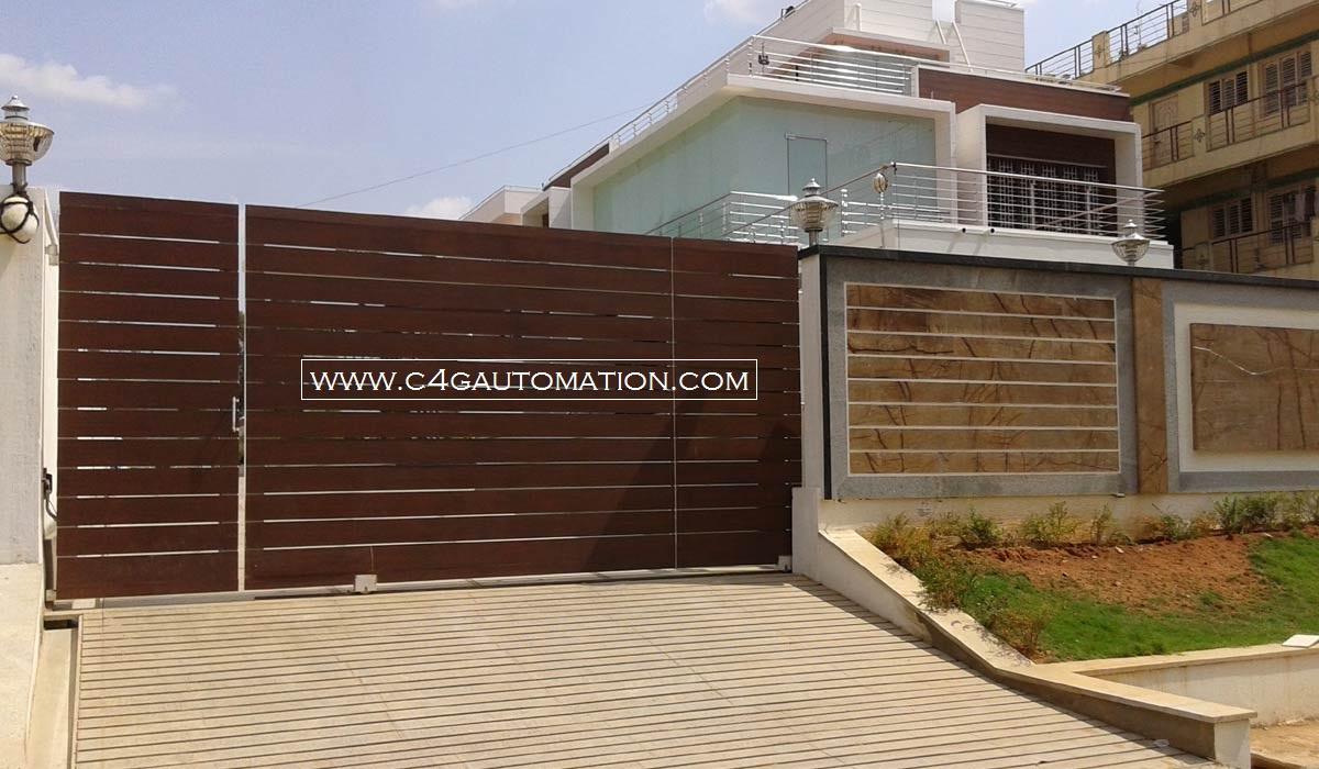 Automatic Sliding Gates Manufacturers In Bangalore India