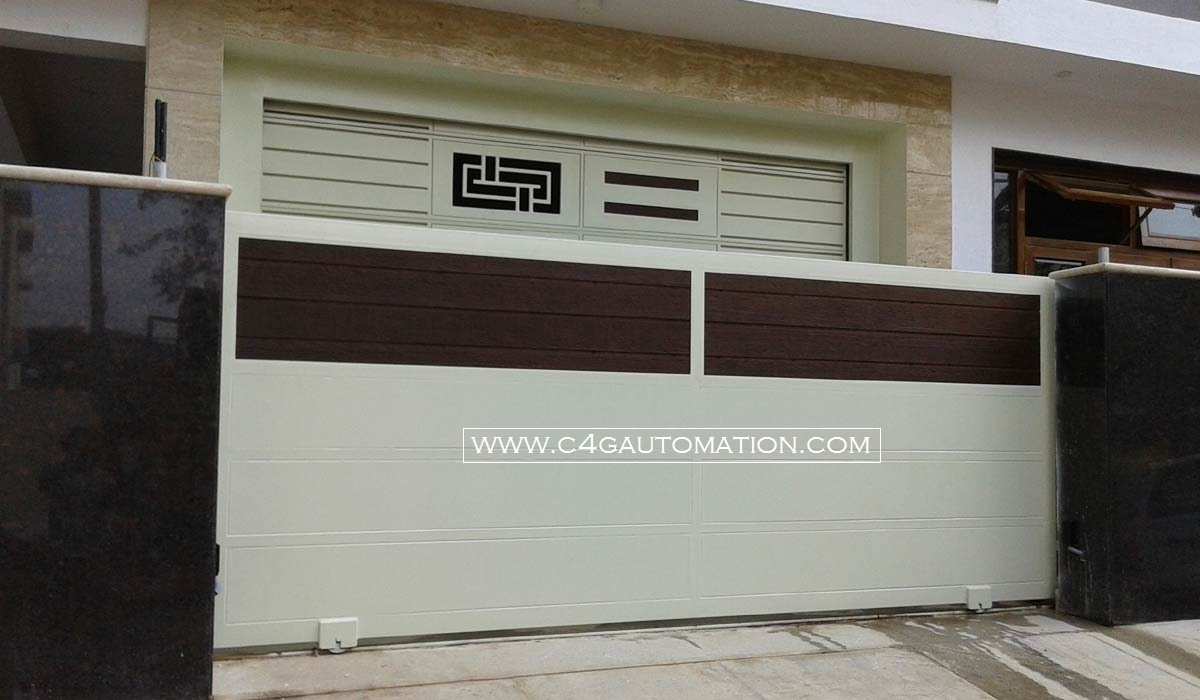 Automatic Sliding Gates Manufacturers In Bangalore India