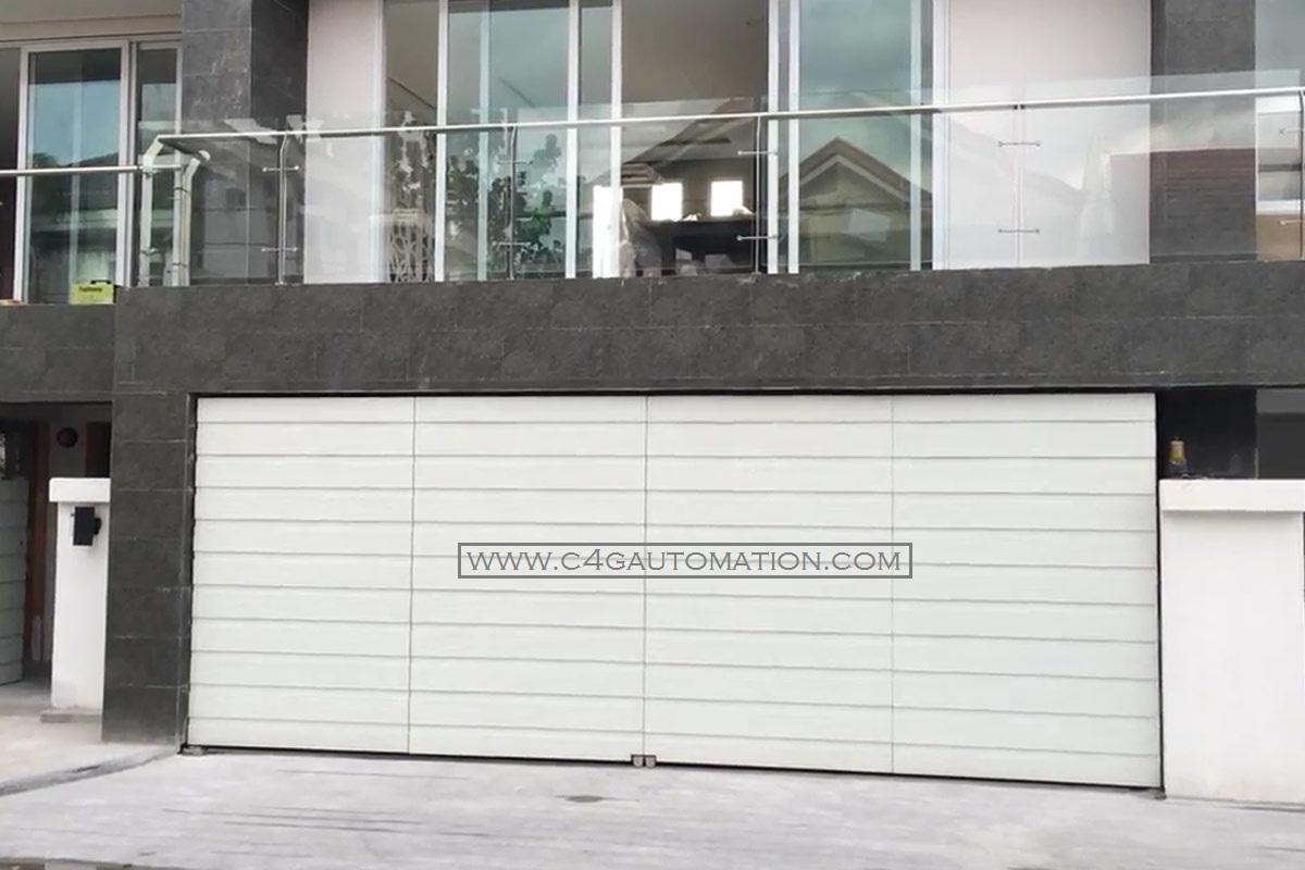 folding garage doors. 1 Folding Garage Doors R