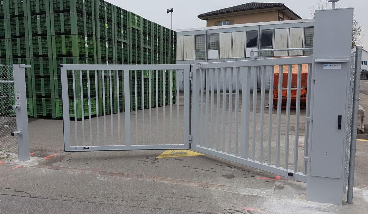 Automatic Sliding Gates Driveways