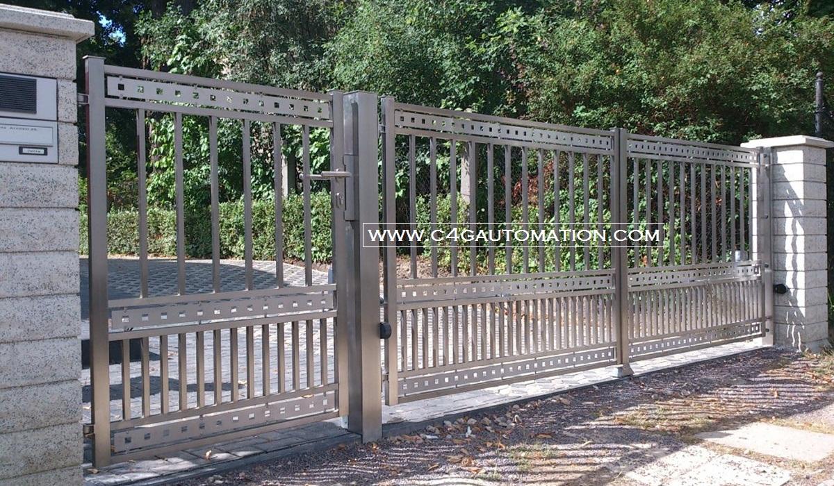 Automatic Swing Gates Manufacturers Bangalore Karnataka India