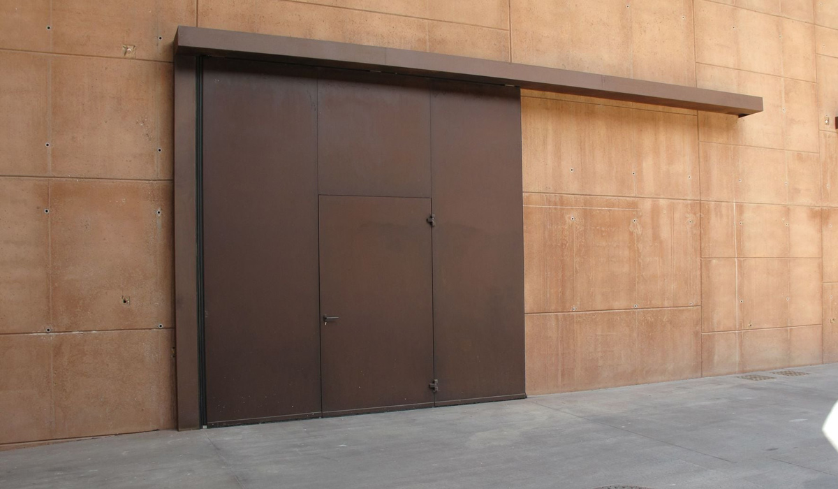 Industrial Top Hung Sliding Doors Manufacturers Dealers Bangalore India