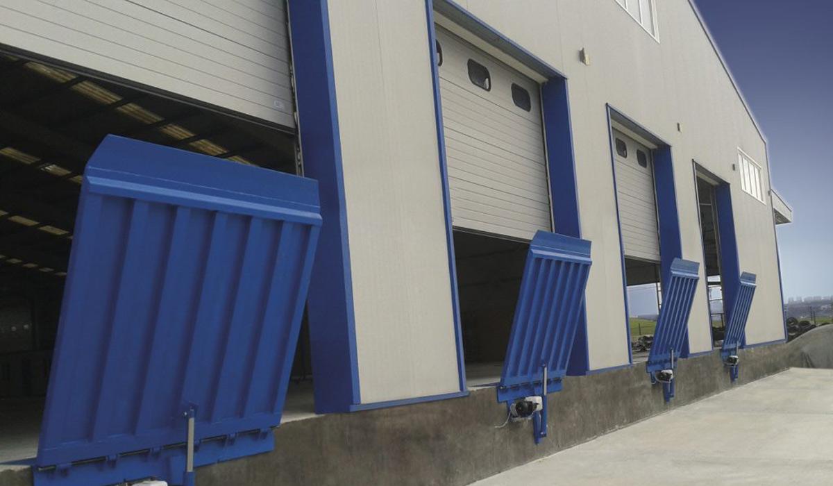 Motorised Loading Dock Levelers Manufacturers Bangalore India