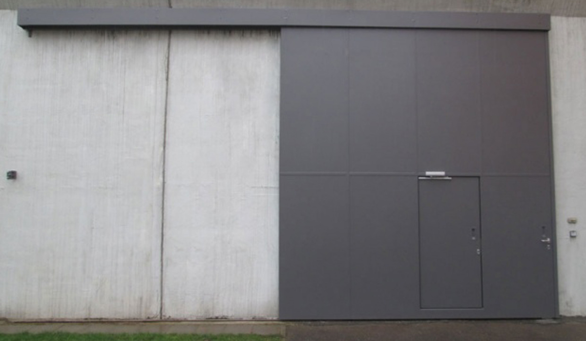 Industrial Bottom Mounted Sliding Doors Manufacturers Dealers Bangalore