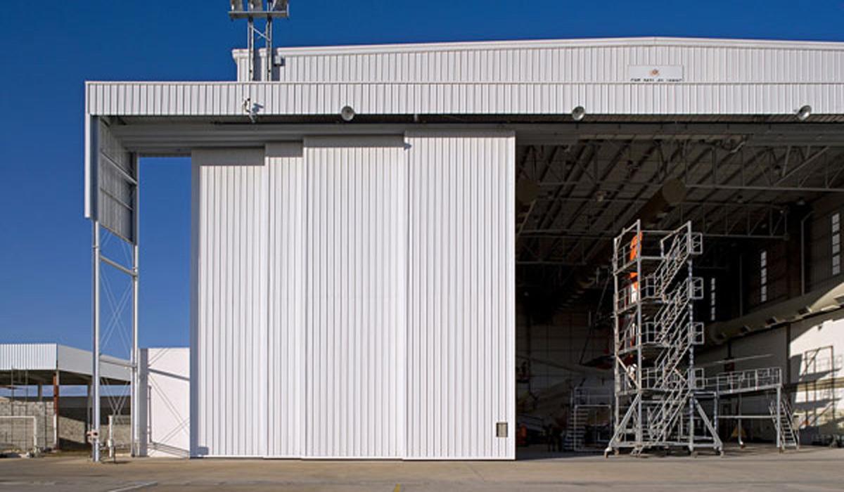 Industrial Sliding Hangar Doors Manufacturers Dealers